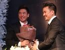 Đàm Vĩnh Hưng nhận giải thưởng Danh dự Châu Á