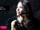 Phạm Hương đầy sức sống và rạng rỡ tại Hoa hậu Hoàn vũ