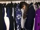 Victoria Beckham hài hước với ảnh làm giá treo quần áo