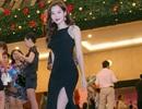 Đặng Thu Thảo cuốn hút khi diện váy xẻ cao gợi cảm