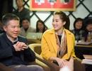 Hoa hậu Đặng Thu Thảo giới thiệu sách cùng giáo sư Ngô Bảo Châu