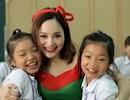 Lan Phương mất ăn mất ngủ để thực hiện MV đón Giáng sinh