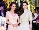 Hoa hậu Đặng Thu Thảo đọ sắc cùng Trương Ngọc Ánh