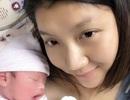 Ngọc Quyên đã sinh con trai đầu lòng tại Mỹ