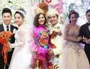 Những sao nữ Việt lên xe hoa đầu năm