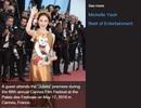 Angela Phương Trinh trên thảm đỏ Cannes bị nhầm lẫn với Dương Tử Quỳnh