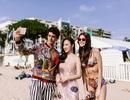 Angela Phương Trinh khoe sắc bên dàn người mẫu quốc tế ở Cannes