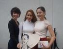 Diễn viên Lan Phương, Khánh Thi chia sẻ cảm xúc sau khi gặp Tổng thống Mỹ