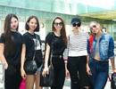 Hồ Ngọc Hà và team The Face hào hứng du lịch Singapore
