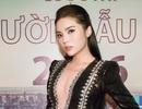 Hoa hậu Kỳ Duyên diện trang phục táo bạo khi làm giám khảo