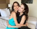 Bảo Như thân thiết với hoa hậu cùng phòng Philippines