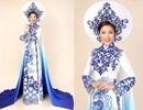 Bảo Như hé lộ trang phục truyền thống trước đêm chung kết Hoa hậu Liên lục địa