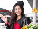 Hoa khôi Diệu Ngọc chính thức lên đường thi Hoa hậu Thế giới 2016