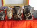 Hà Tĩnh: Phát hiện nhiều cổ vật lạ thời Lê - Mạc và thời Nguyễn