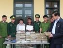 Truy bắt 2 đối tượng người Lào vận chuyển 60kg cần sa