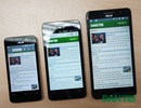 Những smartphone bán ra trong những ngày cuối tháng 4