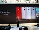 HTC One M8 chính hãng chính thức ra mắt với giá 16,79 triệu đồng