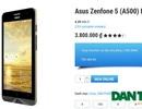 """Zenfone chính hãng trễ hẹn, hàng xách tay """"trúng lớn"""""""