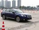 Subaru giới thiệu Outback và Legacy thế hệ mới
