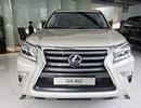 Cập nhật giá bán Lexus tại Việt Nam (tháng 12/2014)