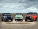 Land Rover ra liền ba phiên bản hạn chế cho mẫu Defender