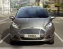 Ford ra thêm Fiesta Trend bốn cửa