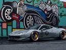 Ferrari 458 Italy huyền bí trong bộ cánh mới