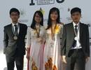 Việt Nam đoạt 4 huy chương ở kì thi Olympic Hóa học Quốc tế