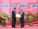 Gần 1,4 tỷ đồng học bổng trao cho sinh viên ĐH Ngoại thương Hà Nội