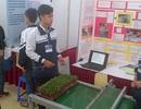 160 học sinh Hà Nội tranh tài cuộc thi khoa học kỹ thuật