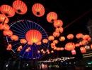Mãn nhãn con đường đèn lồng dài nhất Việt Nam