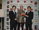 Saigon Co.op thắng Giải vàng và Top 500 nhà bán lẻ hàng đầu khu vực 2016