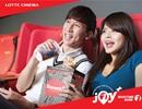 Hoàn tiền 50% khi mua vé tại rạp Lotte Cinema