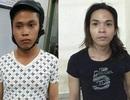 Hai anh em trộm cướp sa lưới trong cùng một ngày