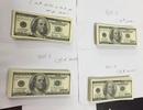 Ôm bọc đô la giả bỏ chạy khi bị cảnh sát kiểm tra