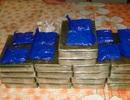 Triệt phá đường dây ma túy từ Campuchia về Việt Nam, thu giữ 17 bánh heroin