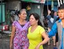 Cháy lớn khu chợ giữa trung tâm Sài Gòn, hàng trăm người nháo nhào bỏ chạy