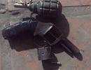 Phát hiện lựu đạn, súng trong tiệm cầm đồ ở Sài Gòn