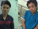 Cướp xe ở Kiên Giang, đem lên Sài Gòn bán thì bị bắt