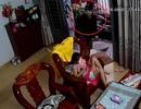 Bắt đối tượng xông vào nhà cướp iPad bị camera ghi hình