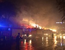 Cháy nhà trong hẻm, 2 mẹ con bị ngạt khói