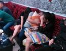 Gần 20 nam nữ phê ma túy trong nhà hàng ở trung tâm Sài Gòn