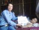 Hơn 38 triệu đồng đến với cha con anh Lê Văn Thang