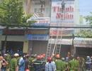 Cháy lớn tại một công ty tin học ở trung tâm thành phố