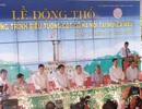 Động thổ xây dựng Cột cờ Hà Nội tại Mũi Cà Mau