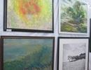 Ấn tượng xem những bức tranh sơn dầu ngày Xuân