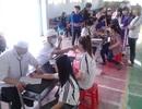 Thu hơn 800 đơn vị máu tình nguyện