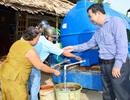 Cấp nước sạch miễn phí cho đồng bào dân tộc Khmer