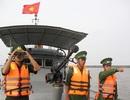 Bộ đội biên phòng Sóc Trăng báo công dâng Bác