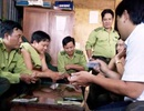 Cảnh cáo 6 cán bộ kiểm lâm đánh bài ăn tiền tại trụ sở